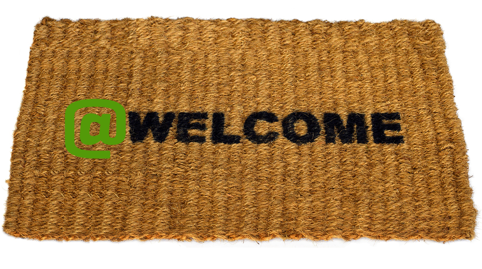The Full Welcome Mat