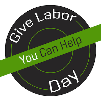 Give Labor Day