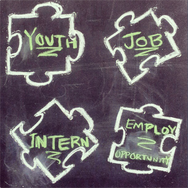 Employment for Youth - hiring platform for non-profit
