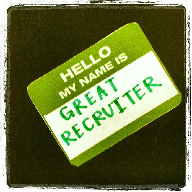 Recruiter Branding