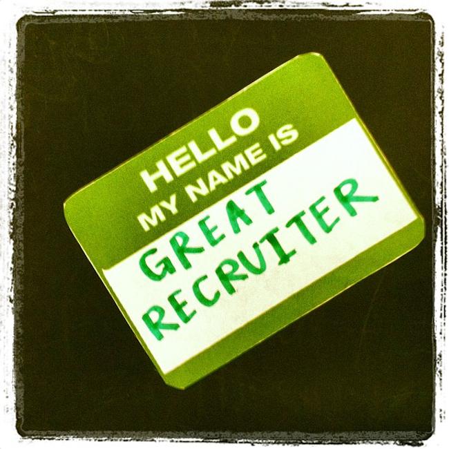 Recruiter Branding