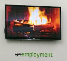 unemployment fire