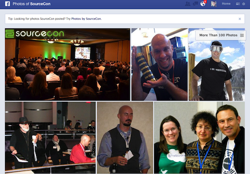 photos of sourcecon