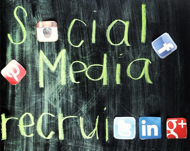 social media recruiting strategy