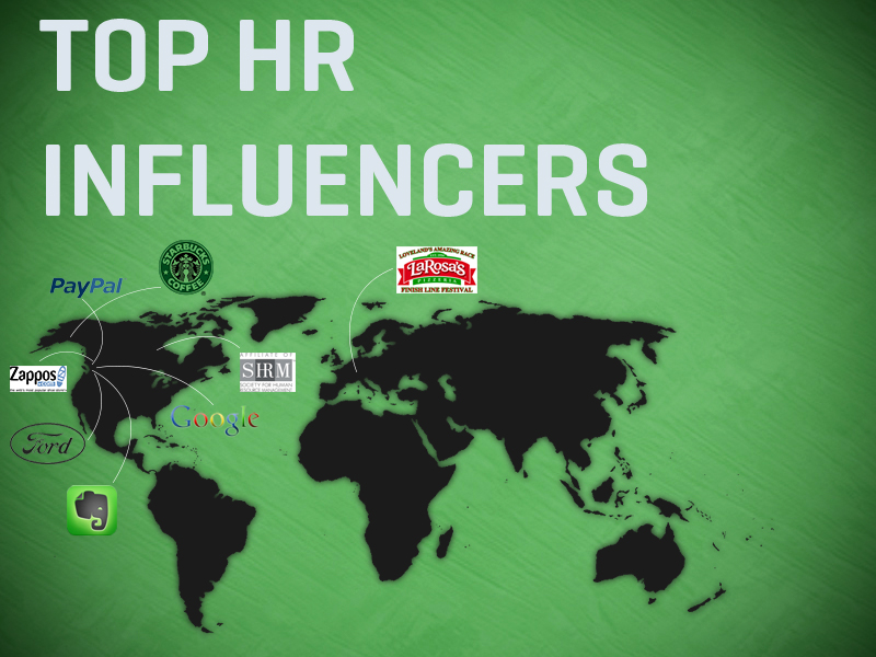 TOP HR Influencers