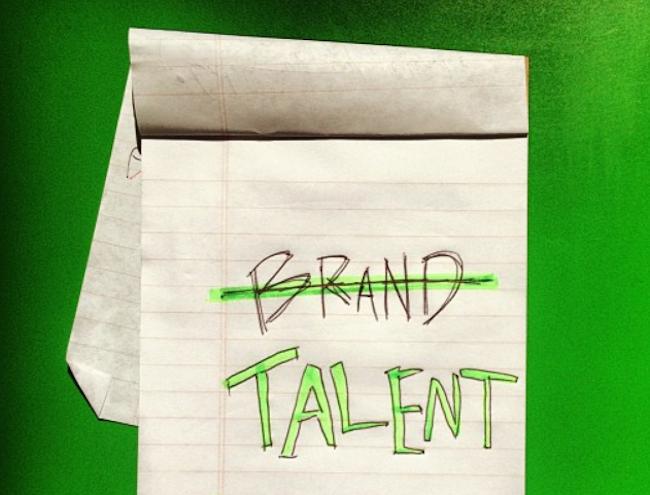 Brand Talent