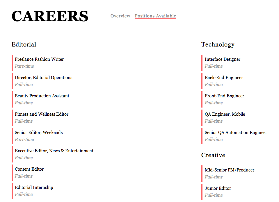 customize any career site with restful job posting api smartrecruiters