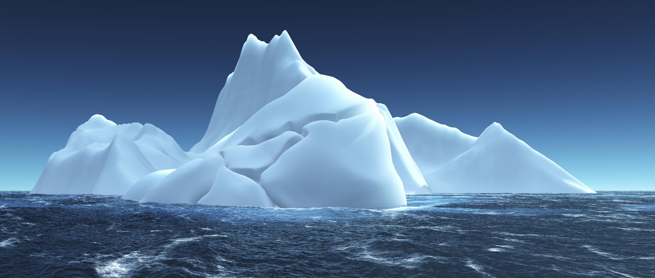 The Iceberg of Organizational Culture Change (Infographic)