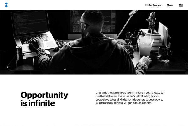 Oauth career site