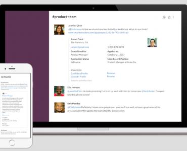 Feature Spotlight: Slack App