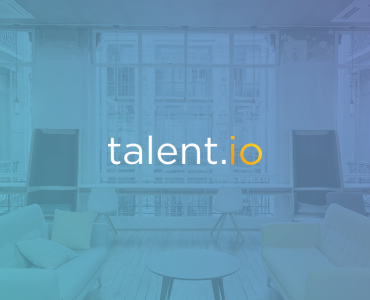 Recruiting Startup of the Year Nominee: talent.io