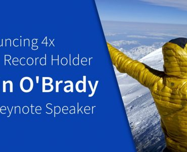 The Impossible First: Keynote for Hiring Success 19, Colin O'Brady's Journey to Everest and Beyond