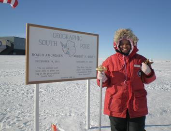 Could You Pitch a Candidate on Relocating to the South Pole? Kimberly Jones Can.