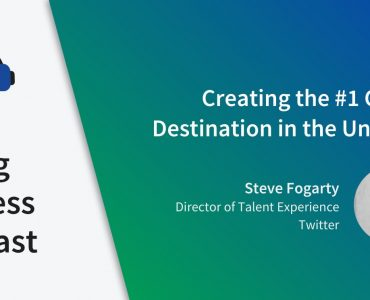 Episode 1 - Creating the #1 Career Destination in the Universe