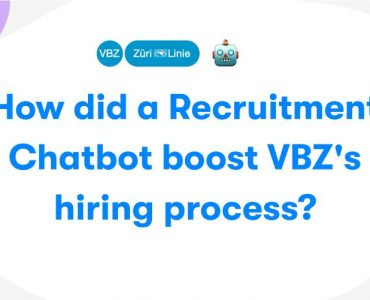 How Did a Recruitment Chatbot Boost VBZ's Hiring Process?