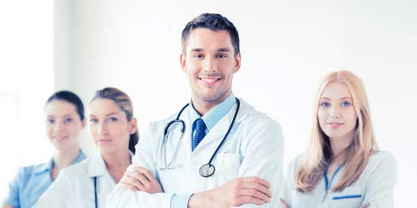 Licensed Physicians image