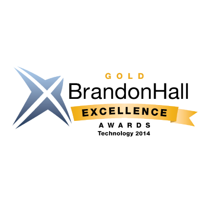 BrandonHall Excellence Gold Award