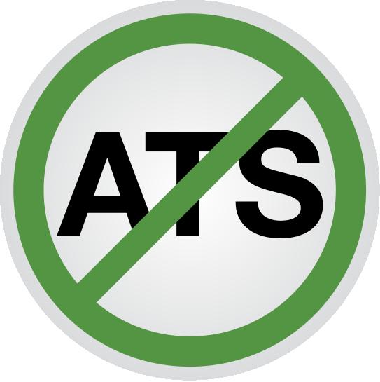 No ATS