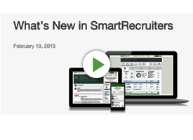 Whats New In SmartRecruiters - February 2015