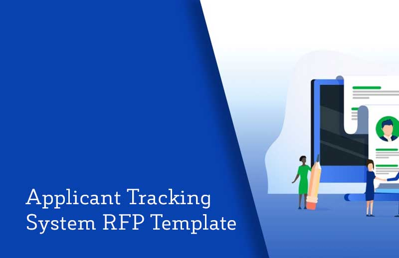 Applicant Tracking System RFP Template