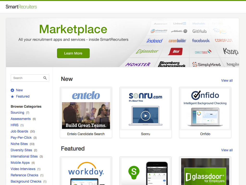 Enhanced Marketplace