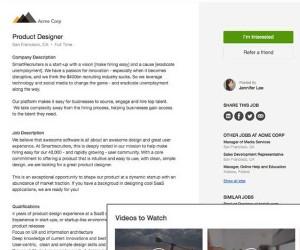 Job Posting | Job Ad
