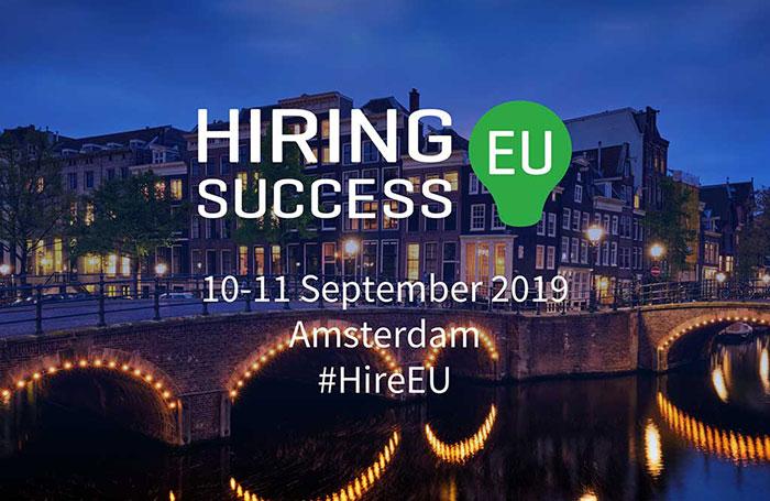Hiring Success EU   Amsterdam