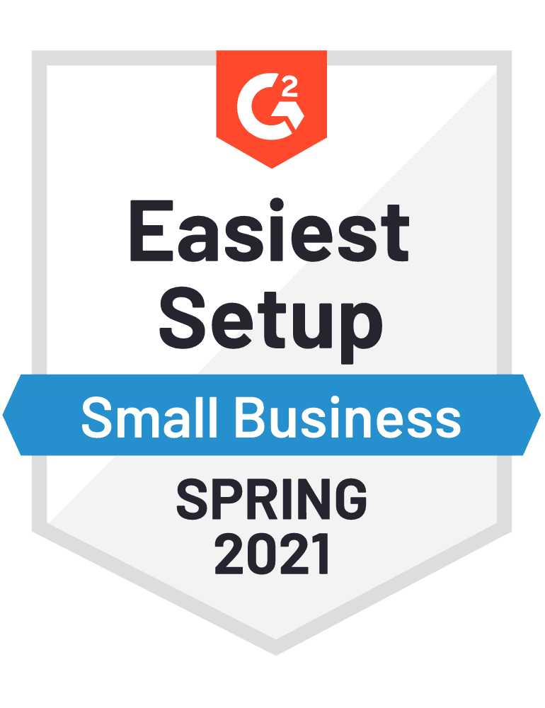 Easiest Setup for Small Business - Spring 2021