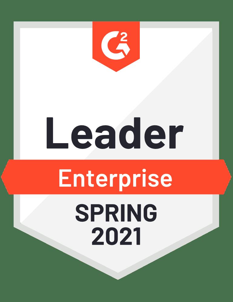 Enterprise Leader - Spring 2021