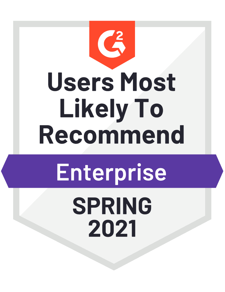 Users Likely to recommend - Spring 2021