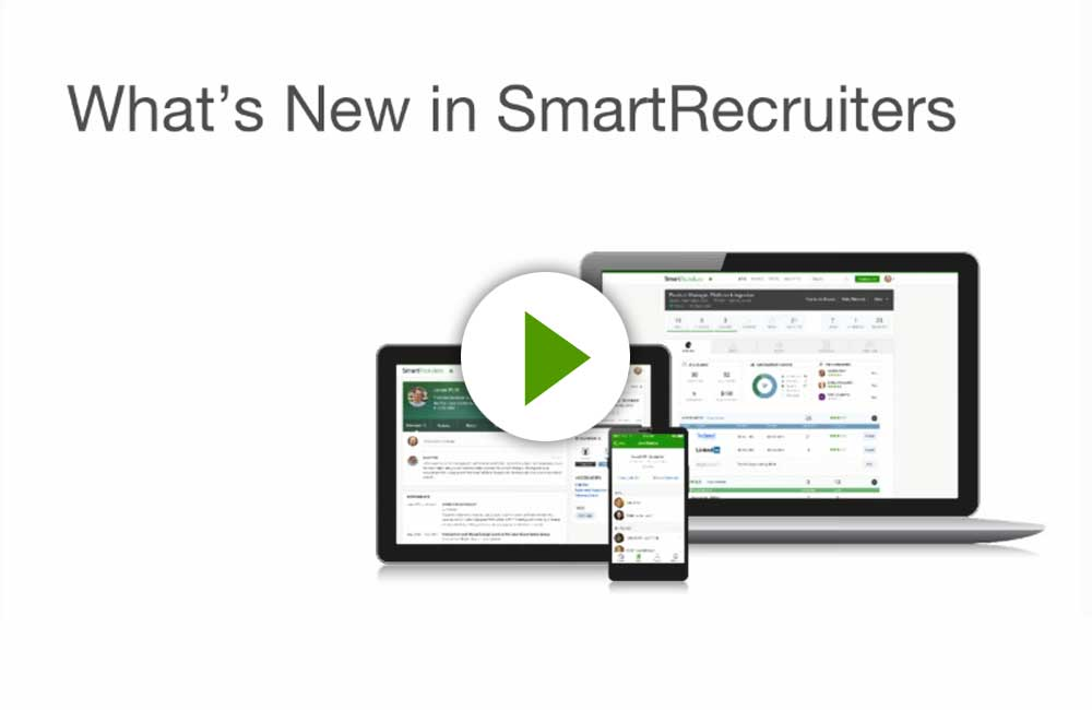 What's new in SmartRecruiters – July 2015