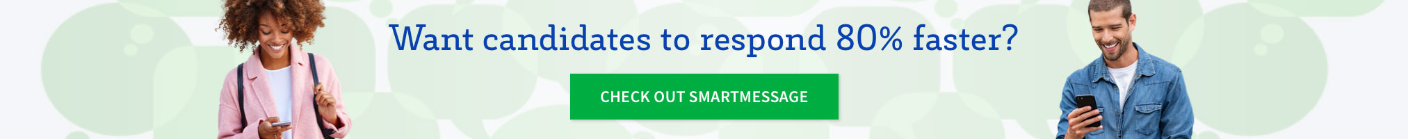 Check out SmartMessage