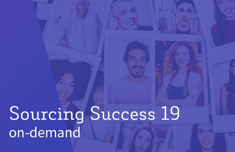 Sourcing Success 19
