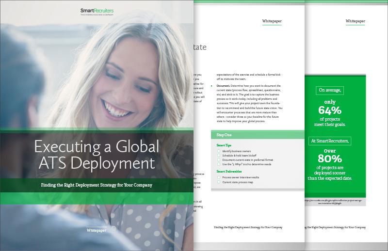 4 Global ATS Deployment Strategies