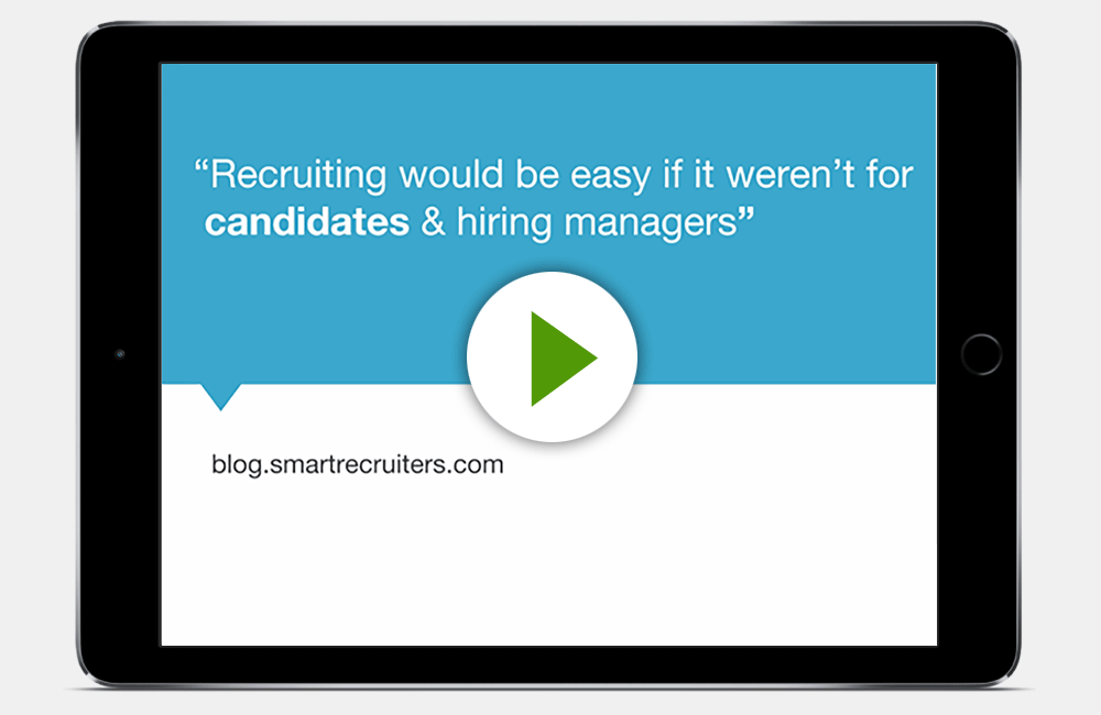 Can Recruiters Really Have It All?
