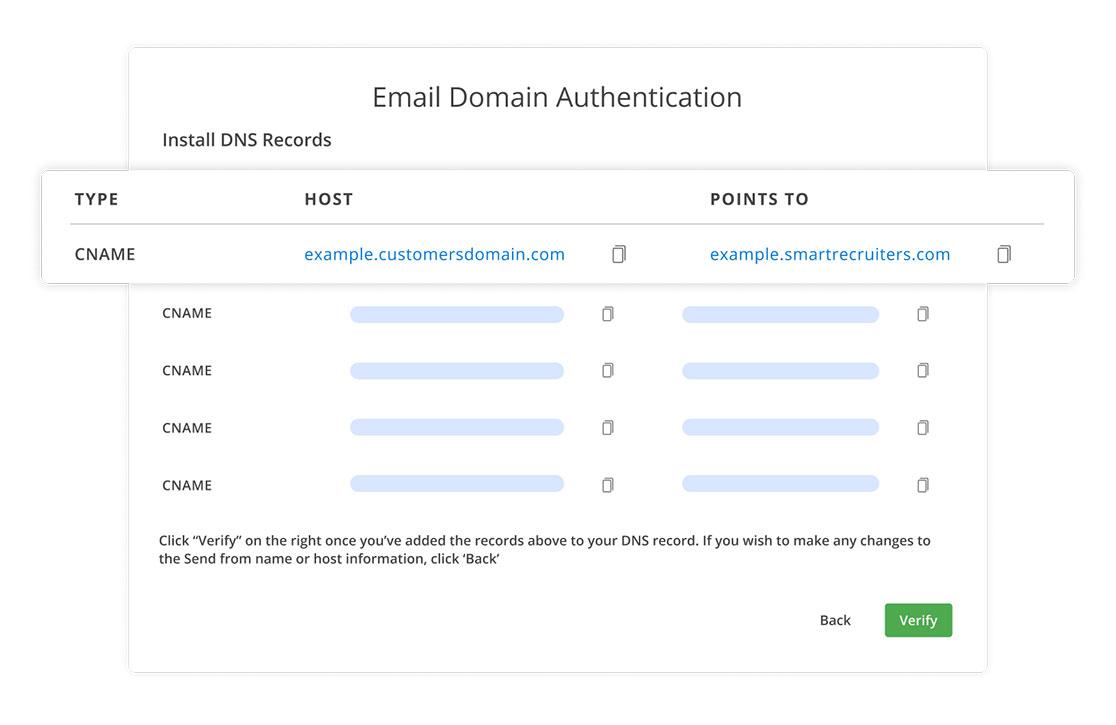 Custom Email Domain